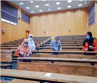جامعة المنيا تُنهي استعداداتها لانطلاق مارثون امتحانات نهاية العام