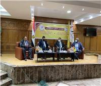«تربية رياضية حلوان» توقع بروتوكولًا مع الاتحاد المصري للرياضة للجميع