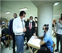 «التعليم العالى» يؤكد علي التزام الطلاب بالإجراءات الوقائية خلال الأمتحانات