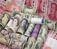 استقرارأسعار العملات الأجنبية أمام الجنيه المصري في البنوك