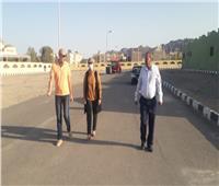رئيس سفاجا تتابع جاهزية قرية الحجاج لاستقبال الأفواج السياحية
