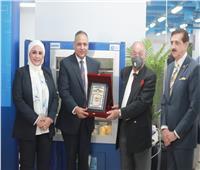 """جامعة مصر للعلوم والتكنولوجيا تحتفل بإنطلاق مشروع """"الثلاجة الذكية"""" الأولى من نوعها فى العالم"""