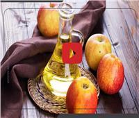 أبرز فوائد خل التفاح للشعر | فيديوجراف