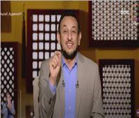 الشيخ رمضان عبدالمعز : الإخلاص سر من الأسرار العظيمة بين العبد وربه