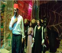 عرض «غنوة الليل السكين» لثقافة أسوان