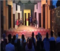 برلمان الستات على مسرح قصر روض الفرج