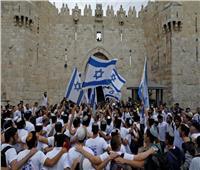 إسرائيل تقرر تنظيم «مسيرة الأعلام» في 15 يونيو