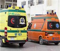 «إدفو العام» تستقبل 4 مصابين فى حادث انقلاب سيارة