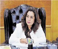 السيسي سند  المرأة المصرية   د. منال عوض: منصب المحافظ لم يعد حكراً للرجال