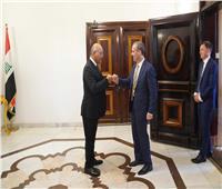 الرئيس العراقي يؤكد ضرورةإرساء الأمن والاستقرار بالمنطقة