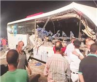 تحويل 5 مصابين فى حادث الوادى الجديد للمستشفى الجامعى بأسيوط