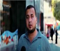 مواطن فلسطيني: السيسي رئيسنا.. وتدخل مصر أشعرنا بالأمان