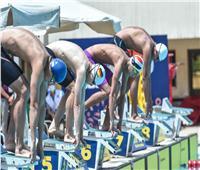 منتخب كوريا الجنوبية يتصدر منافسات السباحة ببطولة العالم للخماسي الحديث