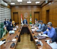 اللجنة العليا للتقسيم الإداري بالدقهلية تقرر عمل أحوزة عمرانية للنجوع
