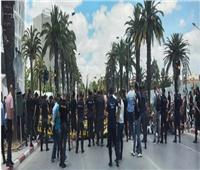 مظاهرات لجماهير الترجى.. ووزير الصحة التونسى: مباراة الأهلى دون جماهير