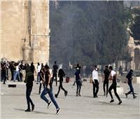 شباب بالقدس يهرعون لـ«باب العامود» و«الأقصى» للتصدي لمسيرة ضخمة للمستوطنين