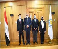 افتتاح مكتب للتصديقات والخدمات القنصلية في قنا