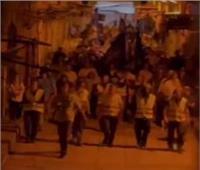 عشرات المستوطنين الإسرائيليين يجوبون شوارع البلدة القديمة للقدس