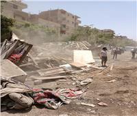 «القاهرة» تستجيب لشكاوى المواطنين وتشن حملات لإزالة المخالفات