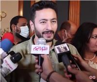 حمادة هلال عن مقلب رامز جلال: «هل كان عندي علم أني هتعرض للضرب؟»