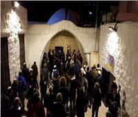 مستوطنون إسرائيليون يقتحمون قبر النبي يوسف بنابلس