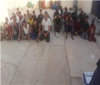 بينهم 13 مصريا.. ليبيا تعلن تحرير 37 شخصا مختطفا صور