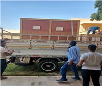 وصول أجهزة أشعة حديثة لتدعيم القطاع الطبي في محافظة سوهاج