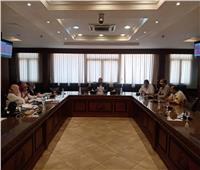 نائب محافظ الجيزة يعقد اجتماعًا مع اللجنة المشكلة لمراجعة تراخيص البناء