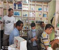 ضبط 20 قضية فى حملة تموينية متنوعة على المنشآت التجارية فى أسوان