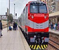حركة القطارات.. 35 دقيقة متوسط التأخيرات بين رحلات بنها وبورسعيد