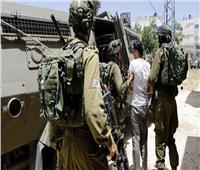 الاحتلال الإسرائيلي يعتقل 4 فلسطينيين من الضفة الغربية