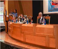 جامعة حلوان تحتفل باليوم الثقافي لسفارة كولومبيا