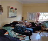 «صحة المنوفية» تتابع أعمال القافلة الصحية بشنشور