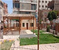 أكبر حديقة بمدينة طهطا تستقبل المواطنينبعد سنوات من إغلاقها