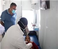 الكشف على 755 مريضا خلال يومين بقافلة الزهيري الطبية بالدقهلية