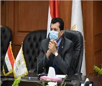 مد فترة التسجيل في القمة الشبابية الثانية لمراكز شباب مصر لـ١٢ يونيو