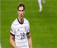 منتخب ألمانيا يعلن غياب جوريتسكا عن مواجهة فرنسا في يورو 2020 للإصابة