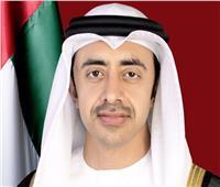 وزير الخارجية الإماراتي وأمين «التعاون الخليجى» يبحثان سبل تعزيز أمن المنطقة