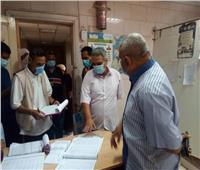 إحالة 17 طبيباً وممرضة بمستشفي البلينا للتحقيق.. لغيابهم عن العمل