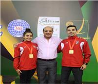 اللاعبة ملك حمزة: اتمنى الحصول على ميدالية ذهبية في أولمبياد طوكيو