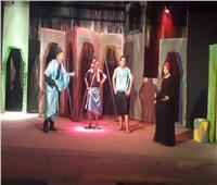 «جحا وبديل حماره» في قصر ثقافة كوم أمبو