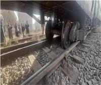 حوادث القليوبية في أسبوع  انقلاب «قطار بنها».. وأم تلقي رضيعها في صندوق القمامة