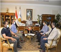 محافظ أسيوط يبحث مع أعضاء «الشيوخ والنواب» الموقف التنفيذي للمشروعات