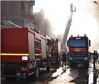 قبل صلاة الجمعة.. حريق يلتهم محتويات أحد مساجد الشرقية