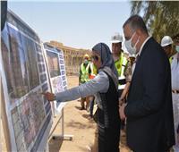 محافظ سوهاج يتابع المشروع القومي للتطوير العمراني بسوهاج