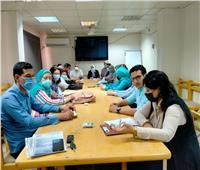 «صحة سوهاج» تبحثضم مستشفياتالمحافظة لبرنامج الزمالة المصرية
