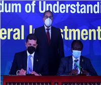 رئيس الوزراء يشهد التوقيع على مذكرتي تفاهم لتعزيز التعاون مع السودان وجنوب السودان