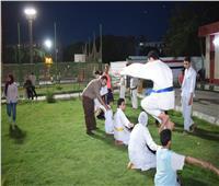 جامعة سوهاج تطلق اكاديميات متخصصة في الالعاب الجماعية والفردية| صور