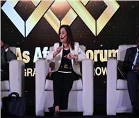 وزيرة التخطيط من شرم الشيخ: مشاركة القطاع الخاص ضرورة لتحقيق التنمية