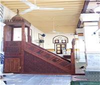 السياحة: سقوط الغطاء الزجاجي في «أباليك الثريا» النحاسية بمسجد الرفاعي